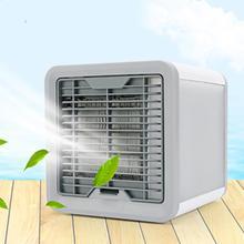 吹冷风ww(小)风扇节能ktni(小)空调制冷无噪音车载型便携式加冰凉气