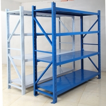 常熟仓xj货架中型重bb钢制仓库货架置物架展示架