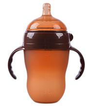 纳米银硅xj1奶瓶25gw断奶神器