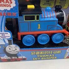 英国动xn片电动托马hy车THOMAS探望朋友道歉的托马斯男生玩具