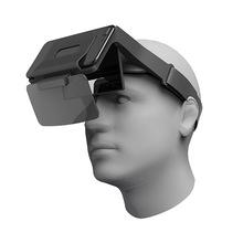 爆式昊xuAR眼镜4ao吃鸡神器游戏手机电视电影头戴式头盔
