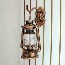 暖光欧式居家壁灯 煤油灯