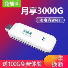 随身wxufi 4Geg网卡托 路由器 联通电信全三网通3g4g笔记本移动USB