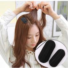 发型神xu 蓬发器韩iu刘海增高发夹边夹 蓬蓬贴增高发垫