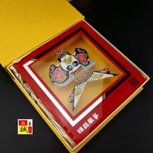 盒装(小)沙燕xx色中国风(小)ht老外出国礼品留学生北京纪念品