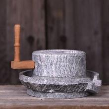 [y3f]青磨石面粉小石机家用磨盘