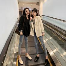 [ydkw]西装外套女设计感小众20