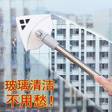 擦玻璃ye器家用强磁ib高楼窗户三层擦外厚玻璃清洁清洗刮水器