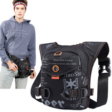 街头骑ye腰户外战术ib包潮流男包旅行运动腰包休闲渔具包