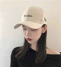 [yesandclub]帽子女秋冬韩版百搭潮棒球
