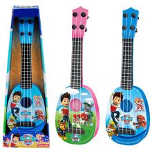 宝宝吉yn玩具可弹奏du克里男女宝宝音乐(小)吉它地摊货源热卖
