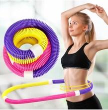 软收腹yo腰圈女软式pt学者健身弹簧呼拉圈