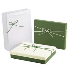 礼品盒yo盒子围巾衣ji高档(小)清新礼品包装盒礼物盒子ins风大