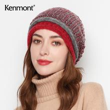 抗菌发yo针织毛线帽bo冬季休闲百搭堆堆帽女潮韩款时尚帽子