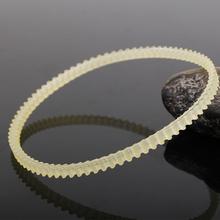 锁边机yo带老式电动ng配件马达皮带齿轮带包缝皮带
