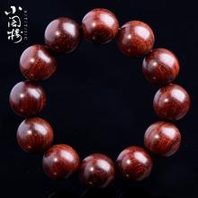 包邮印yo赞比亚2.ng老料108佛珠项链男女血檀金星