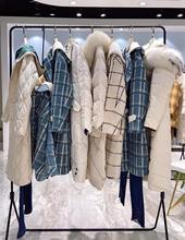 斐系列yy纱纱针织羊sjA字连衣裙