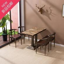 火锅椅yz烘焙桌椅板ak甜品餐厅咖啡椅简I单大排档店铺长条桌