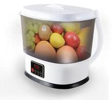 食机家yz净化器全自ak超声波机消毒果蔬洗菜蔬菜机材水果
