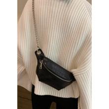 lalza定制 鳄鱼ng20新式时尚链条挎包女斜挎百搭单肩包