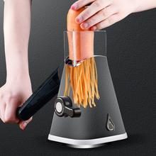 多功能ze菜神器土豆wp厨房神器切丝器切片机刨丝器滚筒擦丝器