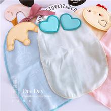 四条包邮新款纱布婴儿吸汗