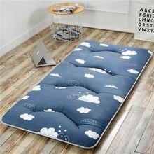 床垫学zg宿舍单的0zw单的床酒店抗菌加厚加厚棉双的床垫被慢回弹