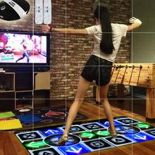 高清多zg能加厚专用wq电玩跳舞毯电视接口手柄超级舞者炫舞早