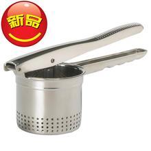 用品zzh滤核桃油半ce家用土豆商用蜂蜜橙子压泥器压榨机压薯