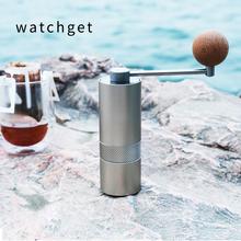 watzhhget手fs磨豆机 mini便携轻便 咖啡研磨手改装电动单品磨