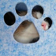 家用房zh宠物室内猫an四季通用方便潮流(小)狗趣味睡觉创意夏日