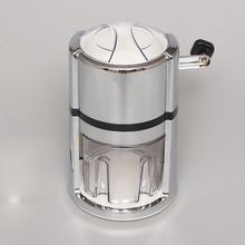 家用冰zh机(小)型迷你ka冰机商用手摇电动大功率自动沙冰碎冰机
