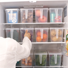厨房冰zi收纳盒长方24式食品冷藏收纳盒塑料储物盒鸡蛋保鲜盒