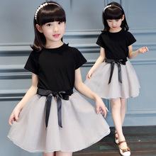 3到4zi5女童装624(小)女孩子8裙子套装9宝宝10春季衣服装11岁13