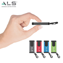 ALSzi功能家用Ukq携迷你手电筒创意户外旅行充电LED钥匙灯礼品