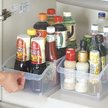 厨房冰zj冷藏收纳盒ao菜水果抽屉式保鲜储物盒食品收纳整理盒