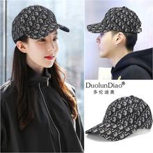 [znnx]多伦迪奥棒球帽子男女士同款韩版D