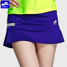 速迈夏zn新式羽毛球rp速干透气羽毛球裙裤时尚网球裤