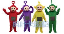 天线宝宝玩偶人偶服装 动