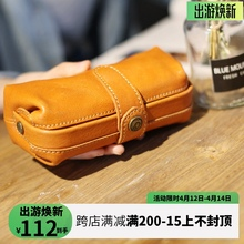 真皮手zs包女牛皮文sq百搭气质口金包大容量手机包钥匙零钱包