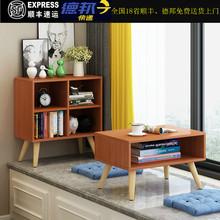 飘窗柜储物柜卧zw4窗台落地jj榻米上置物架桌子组合阳台柜子